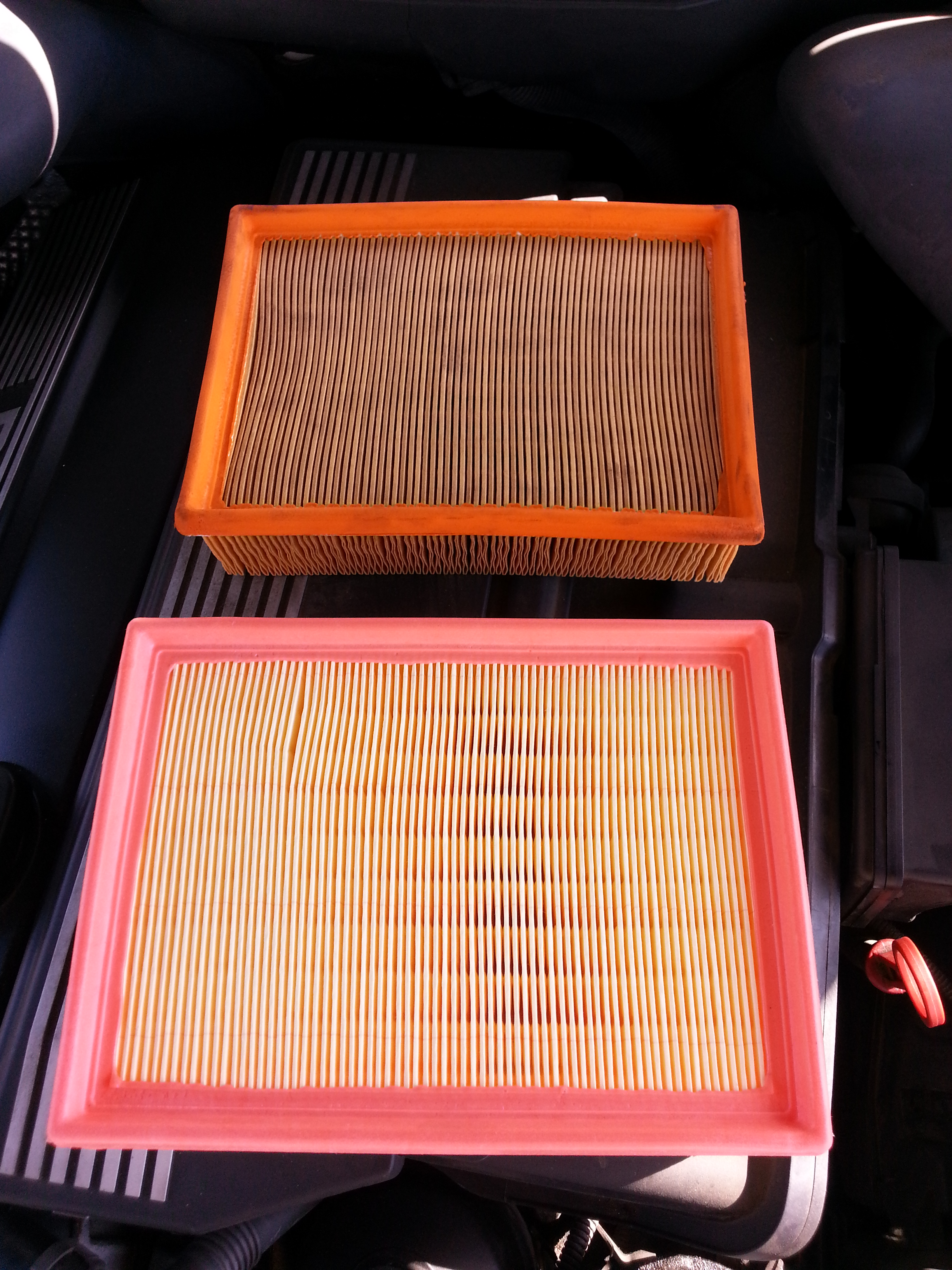 How Often Should You Change Your Air Filter >> Changing The Air Filter The Total Auto